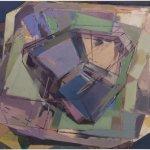 Kérnard Konvektion, 100 x 130 cm, EggtemperaOil-Pigments, 201